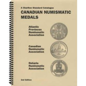canadian numismatic medals