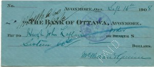 Bank of Ottawa