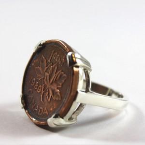 Coin Coin Ring