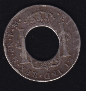 PEI Holey Dollar