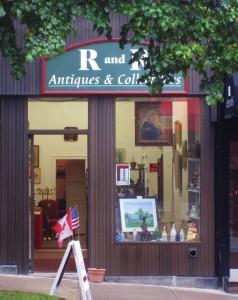 R & R Antiques