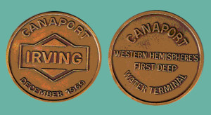Irving Canaport Medal